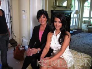 Kim Kardashian Ab Rocket Infomercial