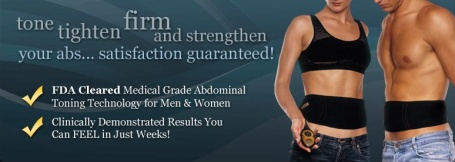 The Flex Belt by Slendertone